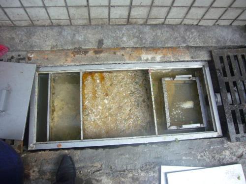 地埋式不锈钢隔油池
