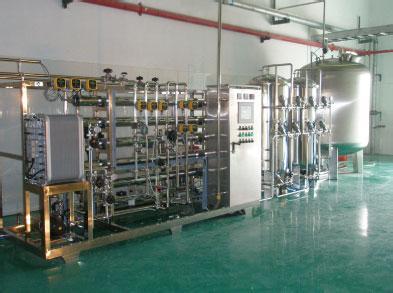 生物制药--纯化水设备