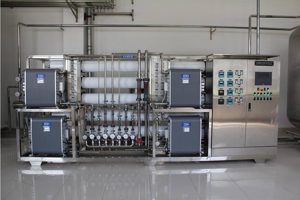 电子光学--EDI超纯水设备
