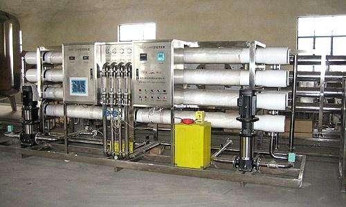 电镀化工--EDI超纯水设备
