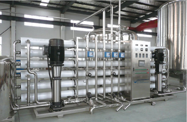 医疗器械--纯化水设备