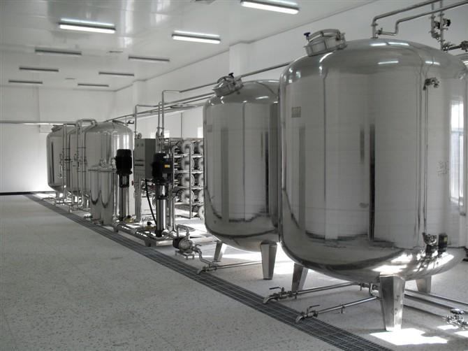 食品饮料--纯水设备