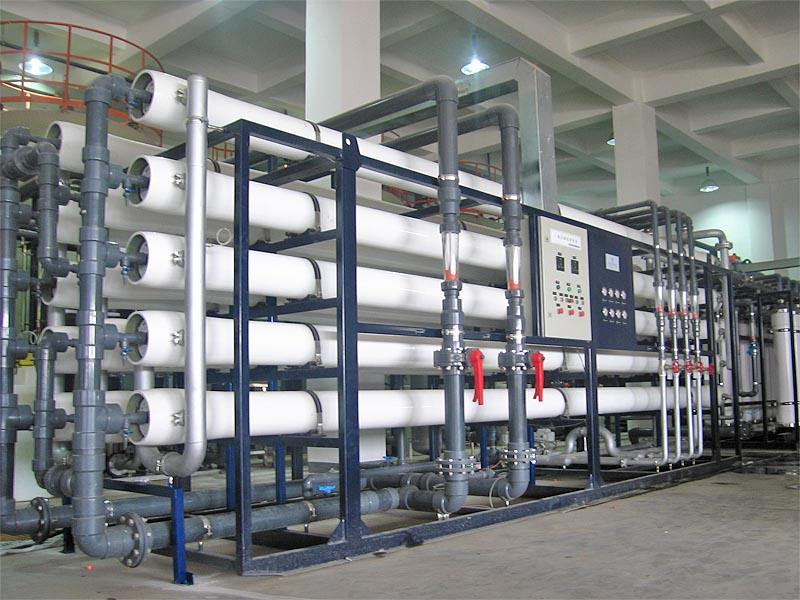 工业用--纯水设备
