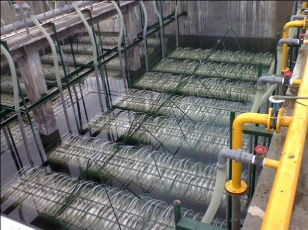工业机加废水